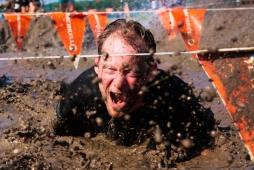 Merrell Down and Dirty Mud Run - Kensington Metropark 8/25/13
