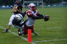 Clawson High School Vs. Mt. Clemens High Football